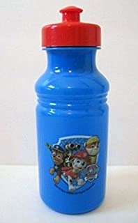 Nickelodeon Paw Patrol Just Yelp for Help Sports Pull Top Water Bottle ! Featuring Chase, Marshall & Rubble! Model: (Home & Kitchen)