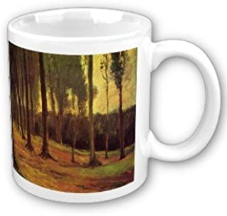Edge of a Wood by Vincent Van Gogh Coffee Cup