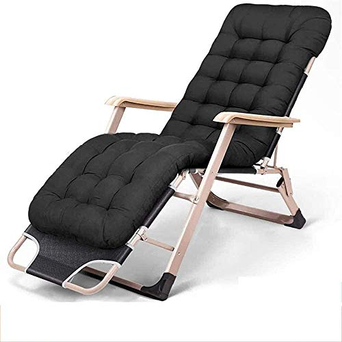 Sillones reclinables de gravedad cero silla reclinable portátil