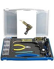 Plastsvetsmaskin garageverktyg varm häftapparat svetsare garage PVC reparationsmaskin bilstötfångare för reparation varm häftapparat svetsverktygssats