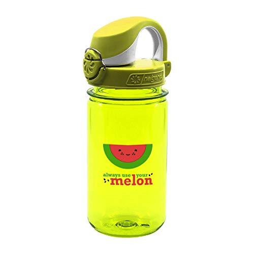 Nalgene OTF Bouteille Adulte Unisexe, Melon Vert, 0,35 L