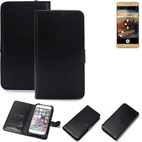 K-S-Trade® Handy Schutz Hülle Für Allview X3 Soul Plus Schutzhülle Bumper Schwarz 1x