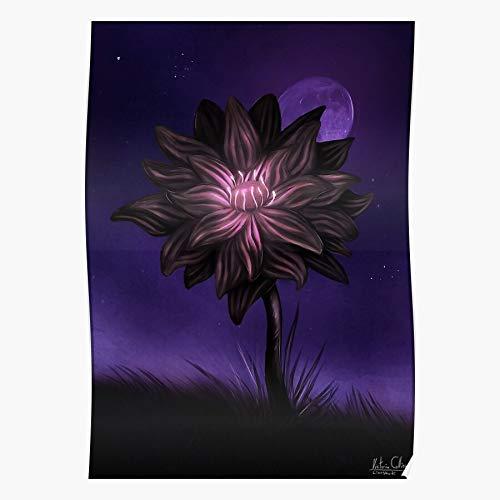 MADEWELL Plant Loctus Magic MTG Black The Gathering Das eindrucksvollste und stilvollste Poster für Innendekoration, das derzeit erhältlich ist