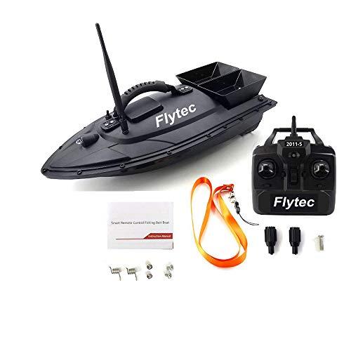 ZJRA Fischerei Tool Smart RC Köder Boot Spielzeug Dual Motor Fish Finder Fisch Boot Fernbedienung Fischerboot Speedship