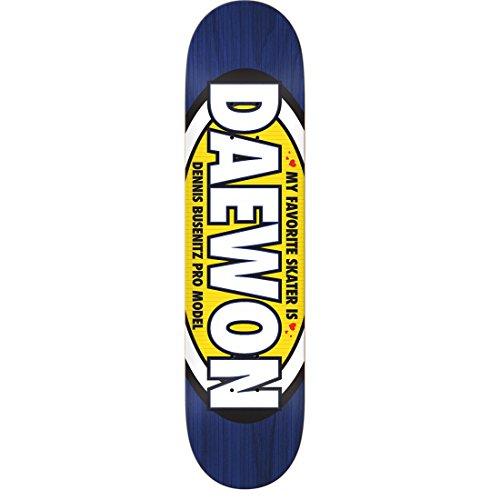 Real preferita Busenitz vassoio di skateboard da adulto, Multicolore