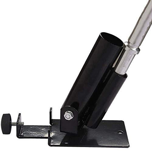 CHIYA Solid 360° T-Stangen-Ruderplattform für vorgebeugtes Rudern,Fachmann Langhantel-Trainer,für T-Bar Row 25 mm und 50mm,Die Familie Macht Schulung Fitness