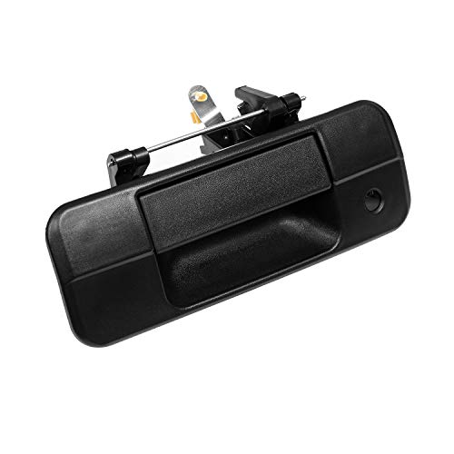 Tailgate Handle Liftgate Latch Handle with Keyhole | for 2007-2013 Toyota Tundra | Replaces# 69090-0C040, 690900C040, 81213