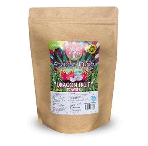 Dragon Fruit Poeder (Witte Pitaya) 400G