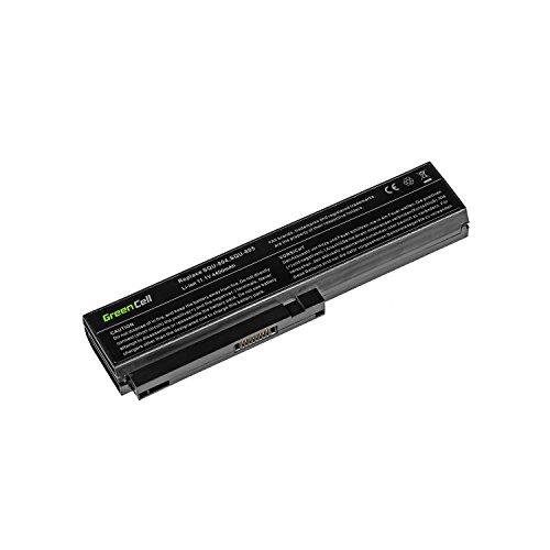 Green Cell Standard Serie SQU-804 Laptop Akku für LG XNote R410 R460 R470 R480 R500 R510 R560 R570 R580 R590 Wortmann Terra Mobile 1561 Pro (6 Zellen 4400mAh 11.1V Schwarz)