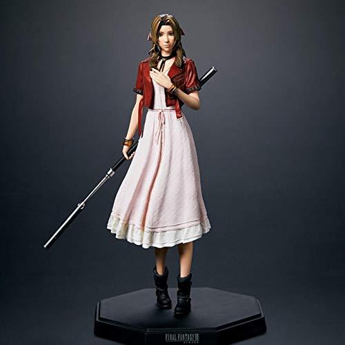 Das letzte Fantasy-Spiel echte Figur, Aerith Gainsborough, Alice Puppeaction Figure