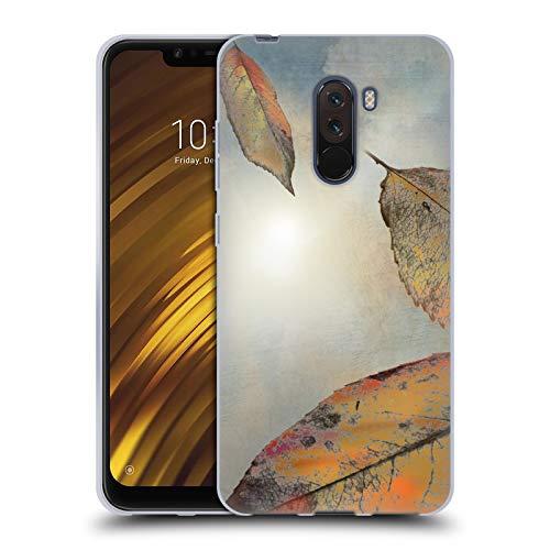 Head Case Designs Offizielle Brenda Erickson Kissen Künste Soft Gel Huelle kompatibel mit Xiaomi Pocophone F1 / Poco F1