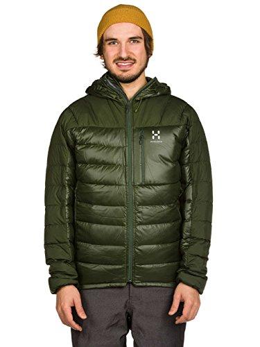 Herren Snowboard Jacke Haglöfs Bivvy Down Hood Jacket