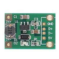ZANYUYU 3個のDC-DC 1V-5Vに5V 500ミリアンペア木工ツールコンバータステップアップ電源モジュールを後押し