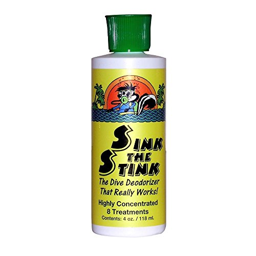 Sink the Stink Wetsuit Cleaner 4ounce Bottle
