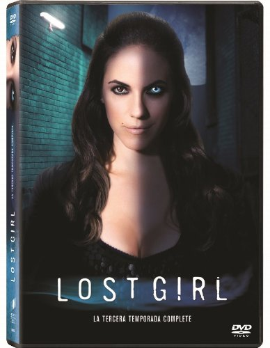 Lost Girl T3 (3) [DVD]