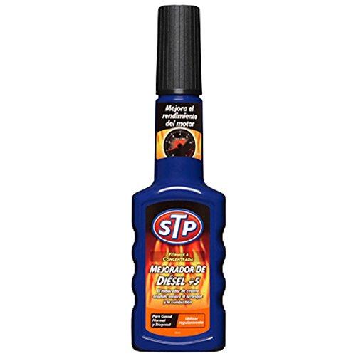 STP ST94200ES Tratamiento Mejorador de Potencia Coches Diesel 200 ml. Mejora el Rendimiento del Motor