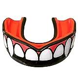 Oral Mart Protège-Dents pour Sport pour Adultes (Crocs de Vampire)