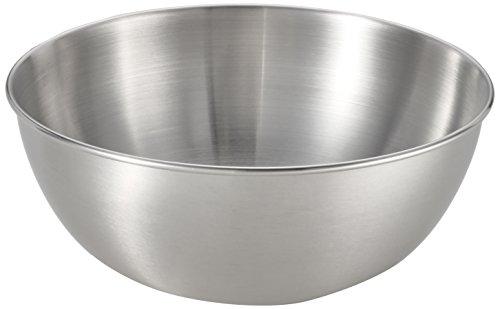 Ibili Bistrot Schüssel aus rostfreiem Stahl, 18 cm Durchmesser, Fassungsvermögen: 1,3 Liter
