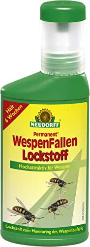 Neudorff Permanent Wespen Fallen Lockstoff 250 ml, Granulatköder, Ungezieferschutz