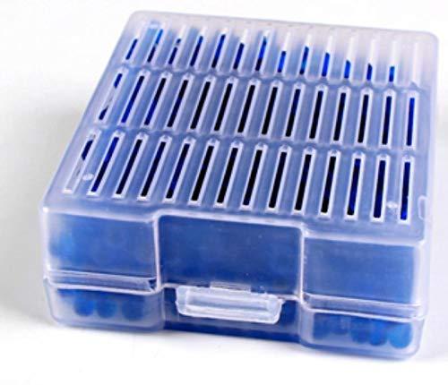 I3C 1 Box Silikagel Trocknungsmittel Funktionelle Feuchtigkeit Wiederverwendbare Feuchtigkeit Absorbieren Box Dryer Camera Mikroskope Teleskop Blau