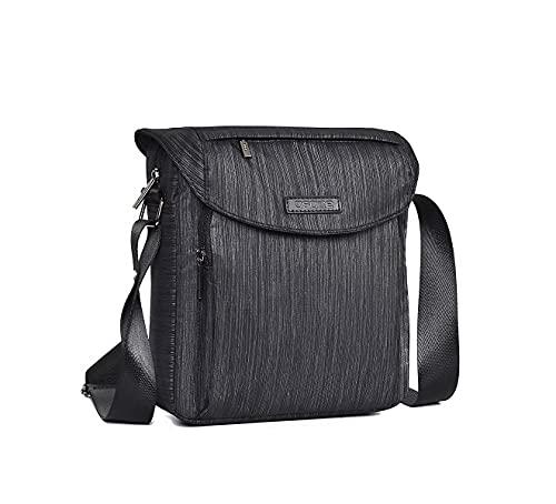 OSOCE Shoulder Bag, Crossbody Bags with Adjustable Strap, Messenger Bag with Zipper...