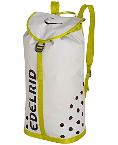 EDELRID Sac à Dos Canyo Neer Bag, Snow/Oasis, 61 x 39 x 5 cm 45 l, 721020456450