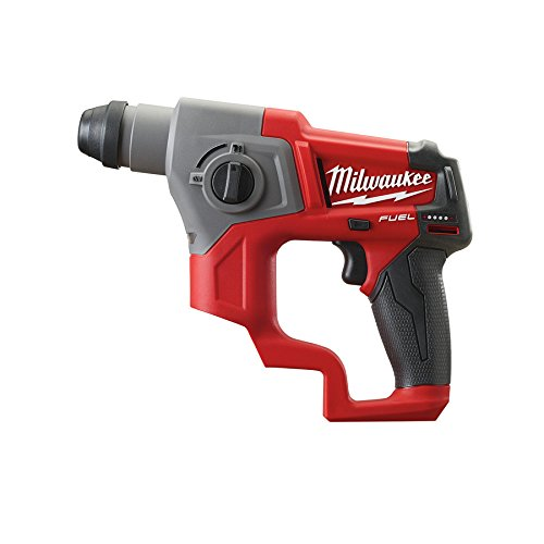 Milwaukee M12 CH-0 12V FUEL Akku-Bohrhammer ohne Akku/Ladegerät im Karton 4933441947