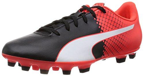 Puma Evospeed 5.5 Tricks Ag Botas de fútbol Hombre, Negro - Schwarz (puma black-puma White-Red blast 03), 41 EU (7.5 UK)