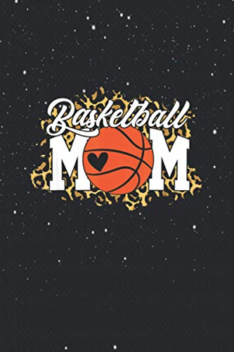 Basketball Mom Mom Game Day Outfit Mothers Day / Notebook