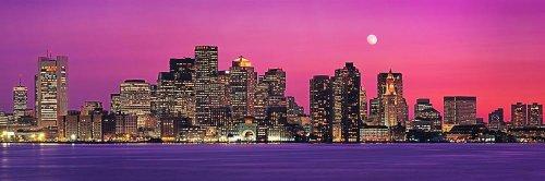 boston skyline decal - 6