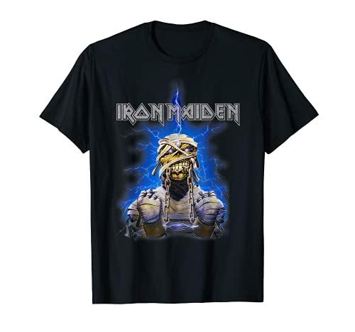 Iron Maiden - Powerslave Mummy Camiseta