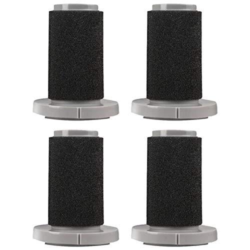 SODIAL Accessoires D'Aspirateur pour Aspirateur Delmar DX700 / 700S Filtre Hepa éPonge Couvercle Filtre Coton