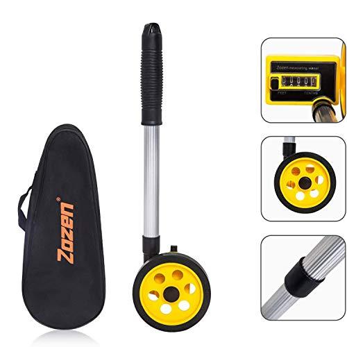 Measuring Wheel Zozen Collapsible Measuring Wheel 4-Inch