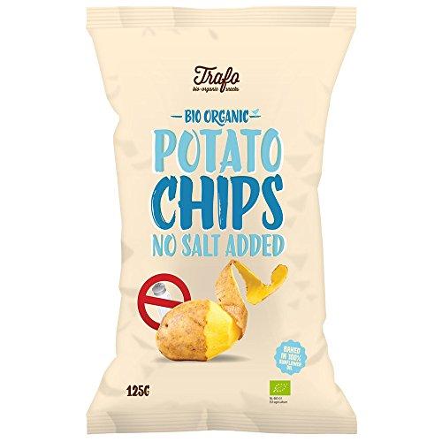 Trafo Bio Kartoffel-Chips ohne Salz 125g Vegan (1)