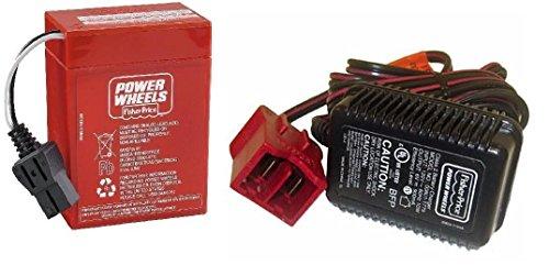 Power Wheels Super 6 Volt Red...