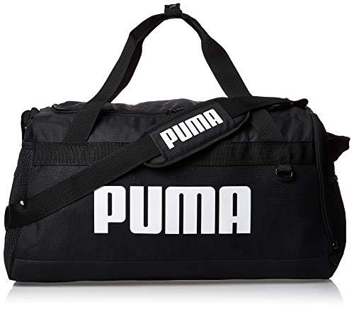 PUMA Unisex– Erwachsene Challenger Duffel Bag M Sporttasche, Black, OSFA