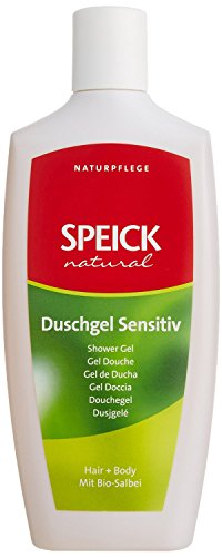 Speick Gel Douche Sensitive Lot de 2 2 x 250 ml