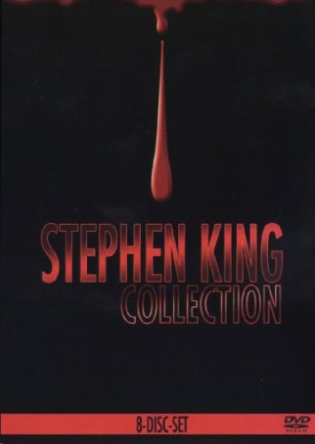 Stephen King - Box (8 DVDs)