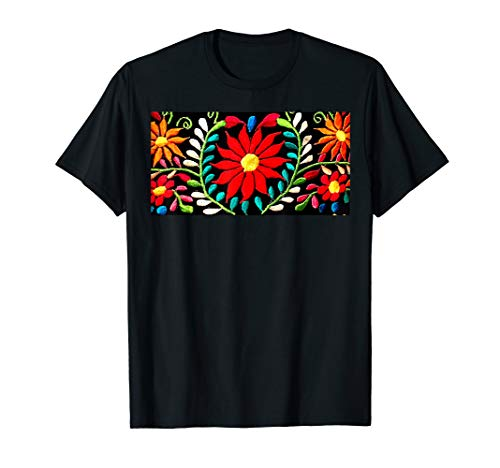 Mexican Poinsettia T-Shirt