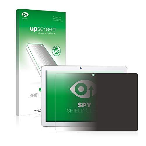 upscreen Protector Pantalla Privacidad Compatible con Dragon Touch K10 10.1 Anti-Espia Privacy