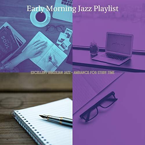 Early Morning Jazz Playlist