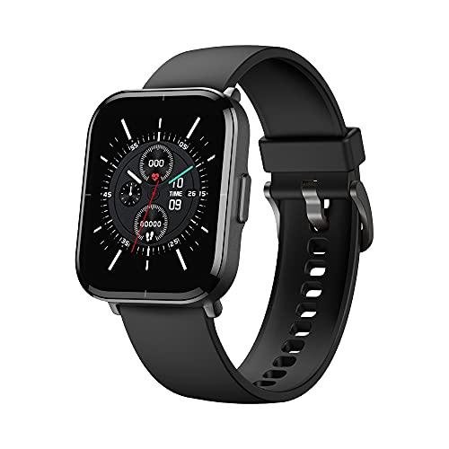 Reloj inteligente para hombres y mujeres, rastreador de actividad deportiva de 15 modos, monitor de frecuencia...