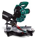 Scie à onglet radiale 1700W - 216mm avec laser| MS503AC
