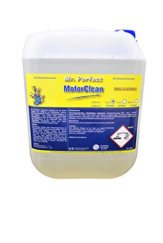 Mr. Perfect® Motor Clean Limpiador de motores y piezas de motores, 10L - Concentrado para la preparación del vehículo