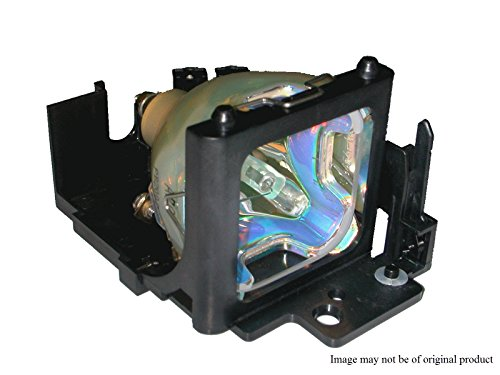 GO Lamps 190 W Lamp Module for OPTOMA W319UST and X319UST Projector - Metallic