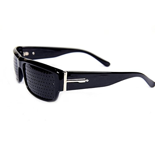 FreshGadgetz Miglioramento Vista esercizio Occhiali a Foro Stenopeico