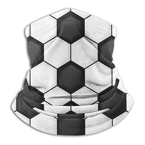 HOKZONB Football Bandana, Balaclava,Multi-Function Neck Warmer,Face Mask,Helmet Liner Hatliner