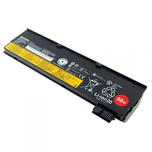 Lenovo Original Akku Battery 68+, LiIon, 11.1V, 6600mAh, schwarz für ThinkPad T440s (20AQ)