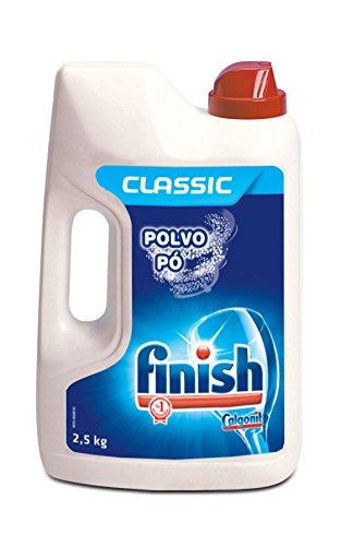 Finish Lavavajillas Polvo: 2,5 kg