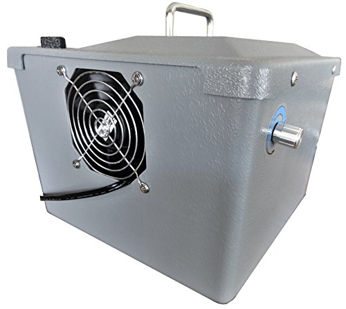MightyKool The 12-Volt Portable air Conditioner K2 uses Water to Cool People or Pets in Campers, Sleepers, Boats, etc. No 12-Volt System in The World is Capable of Cooling a Room or Vehicle. (ZH)
